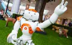 One in three of us are worried that robots will take over the world