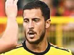 Eden Hazard backs Belgium to beat England in World Cup final after predicting every knockout game