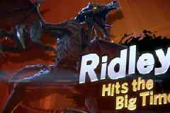 Metroid's Ridley is coming to Super Smash Bros. Ultimate on the Switch