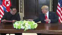 US decides to provide security guarantees to North Korea
