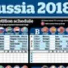Download our FIFA World Cup wallchart