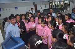 Women in Aviation International (India Chapter) and Lockheed Martin India Celebrate Girls in Aviation Day in Imphal