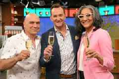 'The Chew' Finale: Watch Michael Symon, Clinton Kelly and Carla Hall Say Goodbye (Photos)