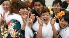 Facing An Aging Population, Japan Lowers Its Legal Age Of Adulthood