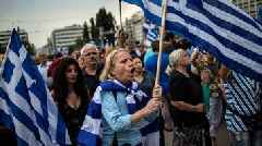 Greek PM Tsipras survives confidence vote over Macedonia name deal