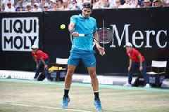 Federer claims 98th ATP Tennis title with victory in Stuttgart