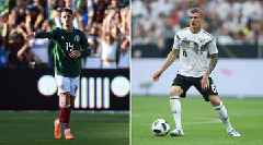 LIVE: Germany Kicks Off World Cup Repeat Quest vs. Eager Mexico