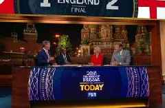 Alexi Lalas on England's 2-1 victory: 'The positive is the resolve' | FIFA World Cup™ Today