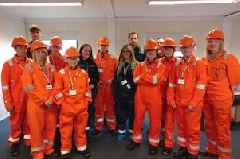 Lessons in energy for Humberside state school students