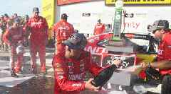 Justin Allgaier Wins Xfinity Race at Iowa, Leads 182 of 250 Laps
