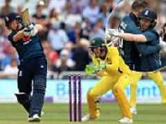 England on course for ODI win over Australia as they set new world record for number of runs