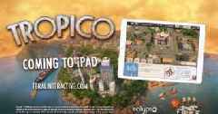 Tropico Construction Simulation Game Is Coming to the iPad Later This Year