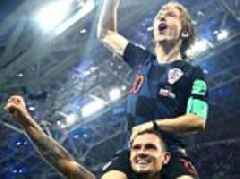 Croatia hoping to send England home rather than see Football Come Home
