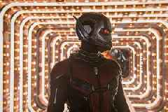 'Ant-Man and the Wasp' Buzzes to $76 Million Opening at Box Office