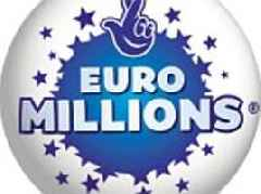 British ticket holder wins tonight's £58 MILLION EuroMillions jackpot
