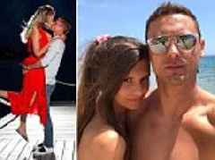 World Cup stars get over their disappointment by jetting off on holiday with loved ones