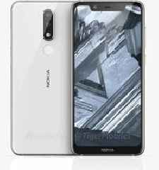 Leaked images reveal a notched Nokia 5.1 Plus with dual cameras
