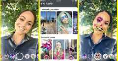 Snapchat's new feature shines the spotlight on community-made Lenses
