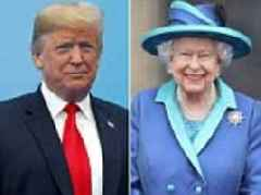 Trump to watch military parade with Queen Elizabeth before tea at Windsor Castle