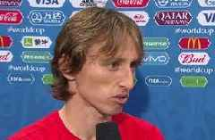 Luka Modric discusses Croatia win vs. England: 'We dominated the game completely'   2018 FIFA World Cup™