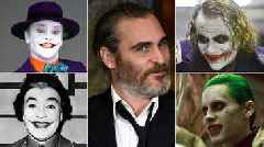 Joaquin Phoenix becomes the latest Joker in the pack
