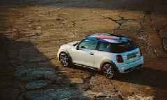 One-Off MINI Built for Royal Wedding to Sell at Goodwood
