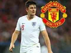 Manchester United ready to pay £50m for Harry Maguire