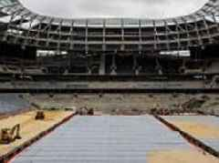 Tottenham in race against time to get new stadium ready for first test event next month