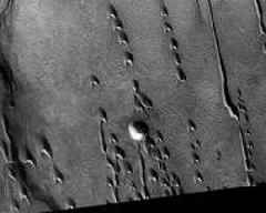 Scientists Discover Ghost Dunes On Mars