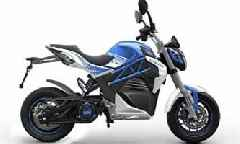 CSC City Slicker Electric Motorcycle Ready for September Launch