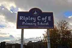 Ripley Primary School parents 'in the dark' over September school places