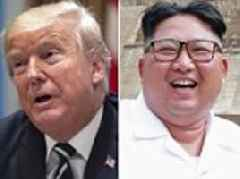 Trump: there is 'no time limit' for North Korea nuclear weapons