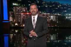 Kimmel: 'We Now Know Beyond a Treasonable Doubt' That Putin Is Blackmailing Trump