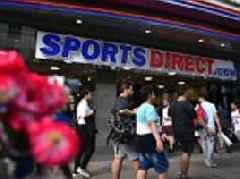 Sports Direct profits tumble as tycoon Mike Ashley's bet on department store Debenhams proves costly
