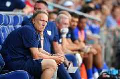 Cardiff City boss Neil Warnock reveals his latest transfer window plans after appearing to miss out on Liverpool's Marko Grujic