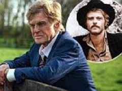 Robert Redford retires at the age of 81 CHRISTOPHER STEPHENS looks back at how he won hearts