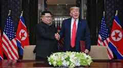 Report: Another Trump-Kim Summit To Maybe Take Place This Year