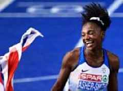 Asher-Smith and Hughes strike gold on stunning night for British sprinting at European Championships