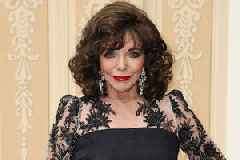 How Joan Collins Landed Her Role on 'American Horror Story: Apocalypse'