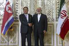 North Korean Diplomat Visits Iran One Day After U.S. Reimposes Sanctions