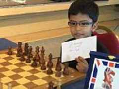 Chess prodigy's family who faced being sent back to India are told they can apply for a new visa