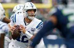 Luck returns to game action as Colts beat Seahawks 19-17