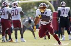 Redskins lose rookie RB Derrius Guice for season with torn ACL