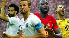 Kane, Lukaku, Hazard, Salah: Which Premier League stars scored at the 2018 FIFA World Cup?
