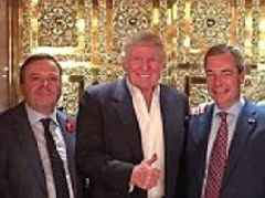 Ukip donor's bid 'fix' Tory leadership contest as Arron Banks plots to back Brexit supporting Boris