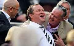 Mike Ashley is the new emperor of the high street
