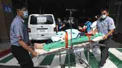Deadly fire breaks out at Taiwan hospital
