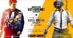 """PUBG Mobile Raises the Stakes Even Higher in Partnership with Paramount Pictures' and Skydance Media's New Theatrical Film, """"Mission: Impossible - Fallout"""""""