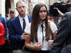Wife of England cricketer Ben Stokes sobbed in court as he was acquitted of affray