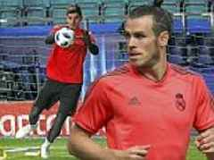 Lopetegui hails Gareth Bale as he hints at key role for Welshman